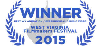 WVFF 2015 Best WV Animation-Experimental-Music Video