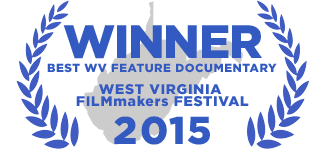 WVFF 2015 Best WV Feature Documentary